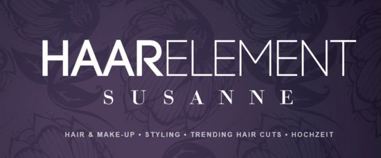 Logo Haarelement Susanne
